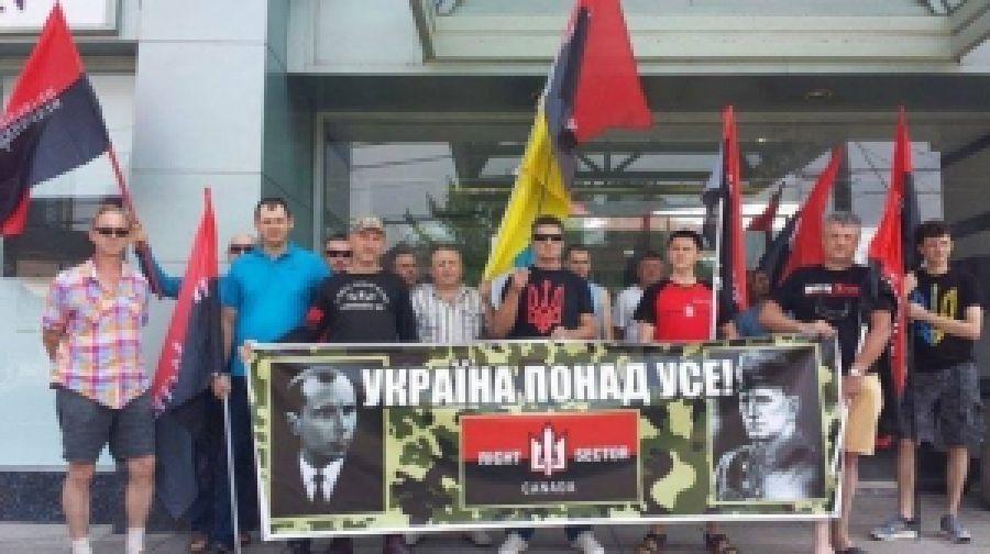 Канадские собратья преданно помогают Добровольческому Украинскому Корпусу