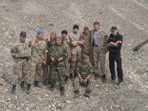 Бойцы 16-го ЗБАТу ДУК ПС на защите природных ресурсов