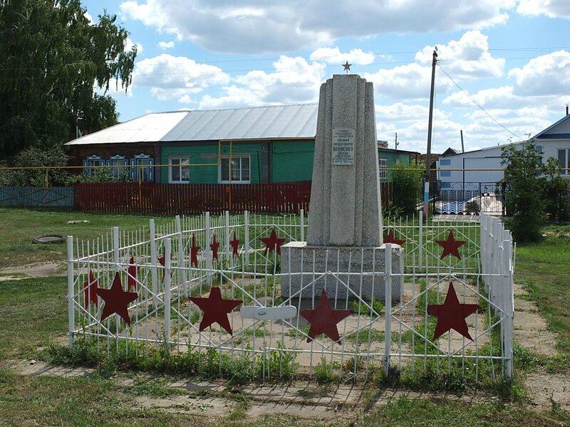 Хворостянка, Безенчук аэродром 218.JPG