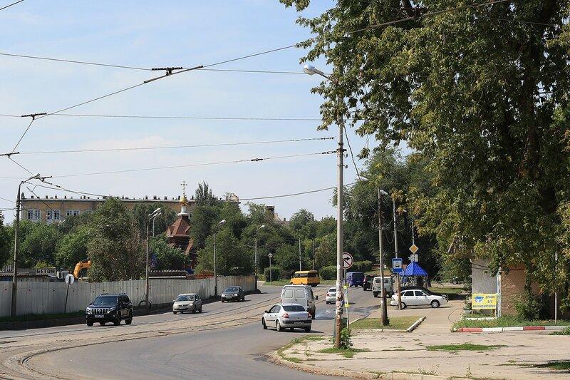 ул. Коммунистическая, Буянова и старый город 358.JPG