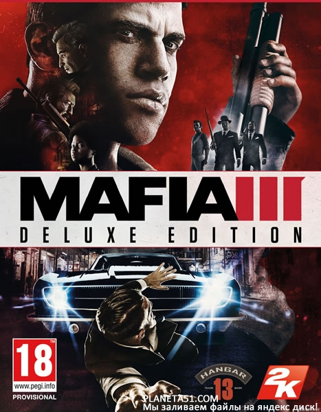 Mafia III - Digital Deluxe Edition (2016/RUS/ENG/MULTi13/Full/RePack)