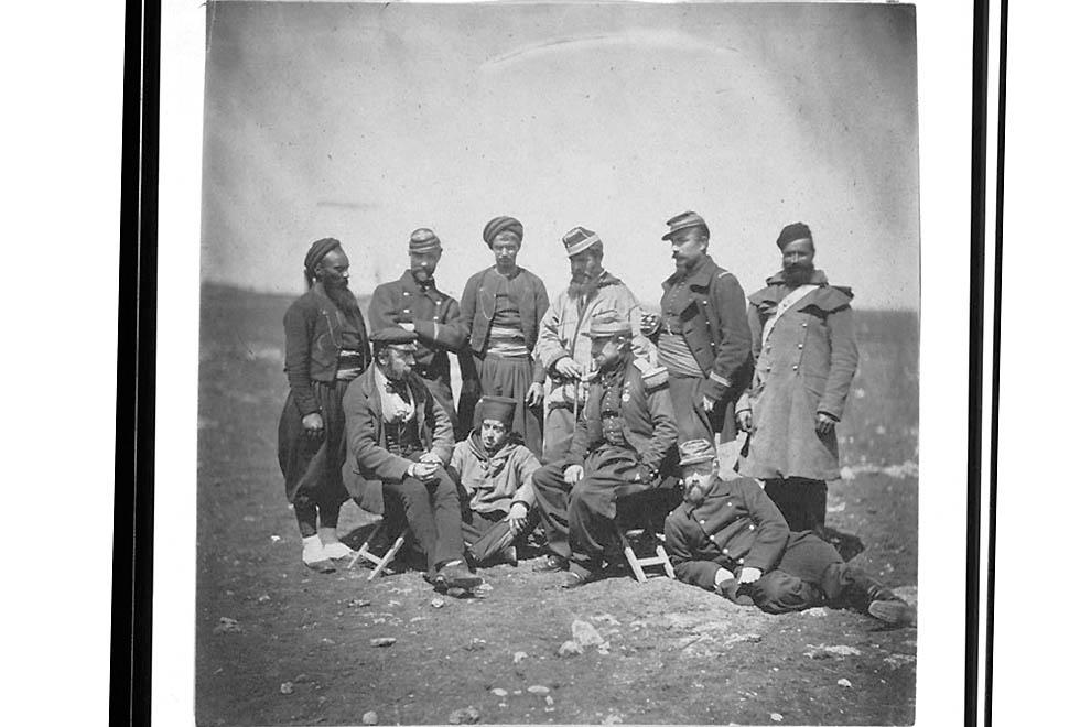 Фотографии времен Крымской войны