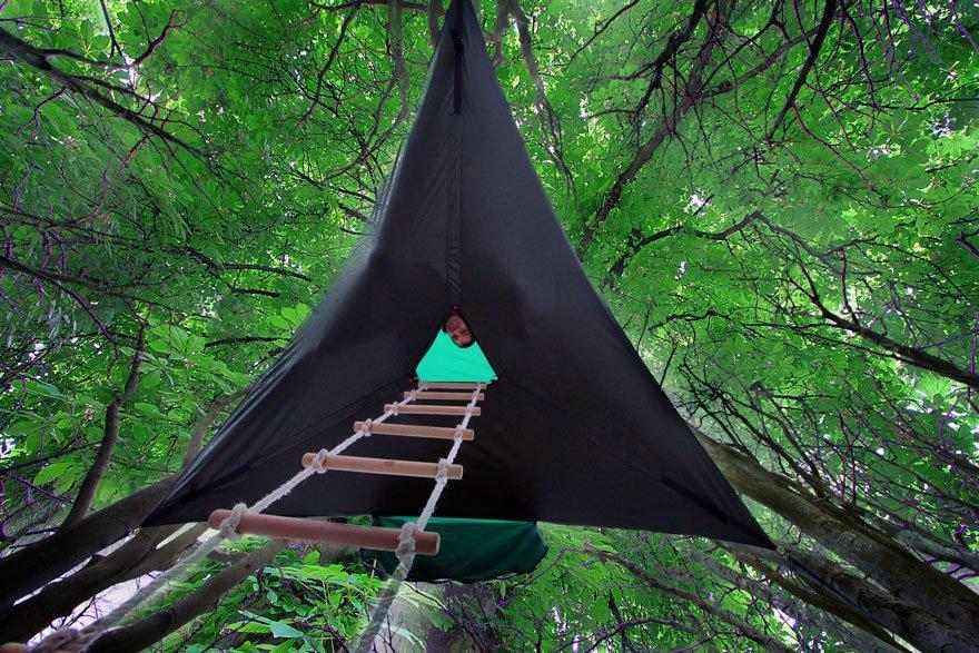 1. Серийное производство этих палаток было запущено в 2013 году и на сегодняшний день выпущено уже н