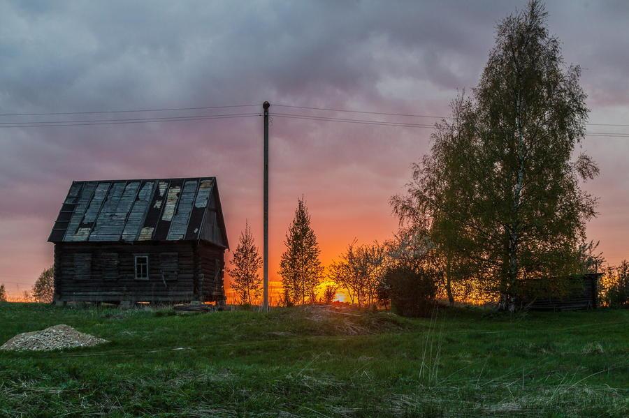 8. Деревня Дубровки, Тверская область, Россия.