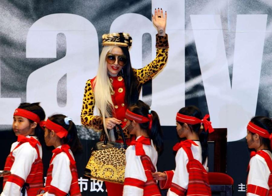 5. Леди Гага.