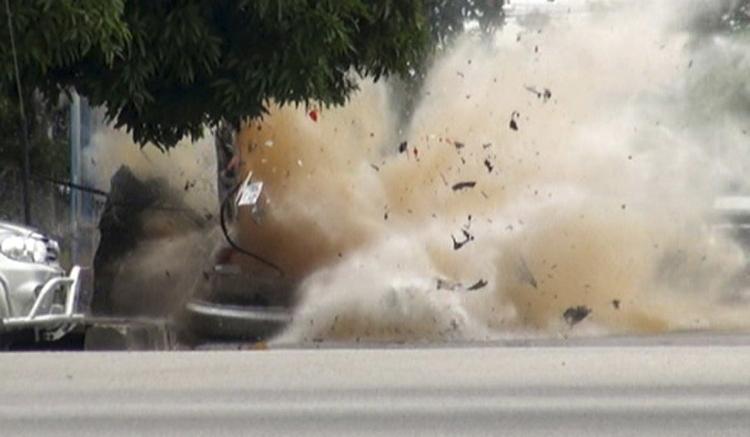Взрывы вТаиланде несвязаны стерроризмом— милиция