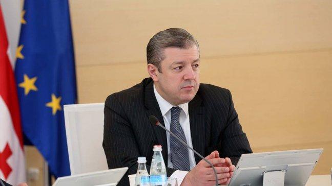 Вице-премьер Грузии Каха Каладзе ушел вотставку