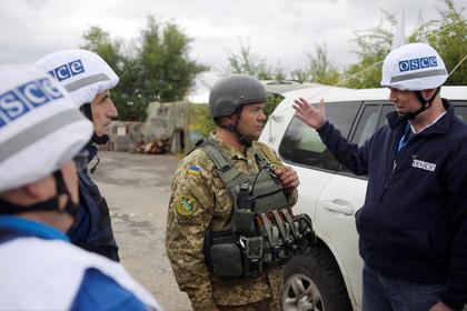 ОБСЕ увеличит количество наблюдателей вУкраинском государстве
