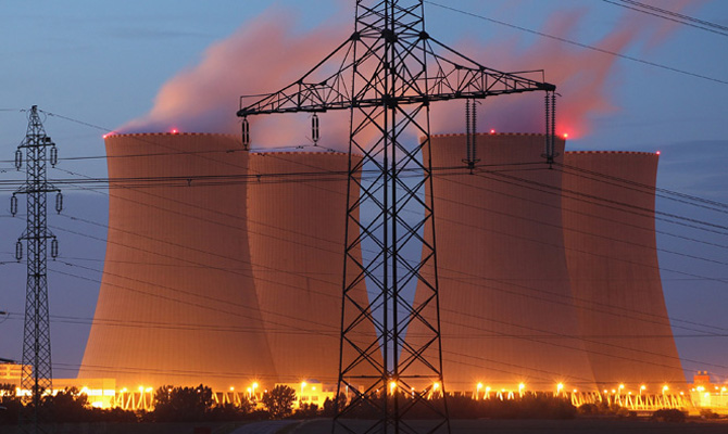 Ксередине весны прогнозируется небольшое снижение доли АЭС вукраинской выработке электрической энергии
