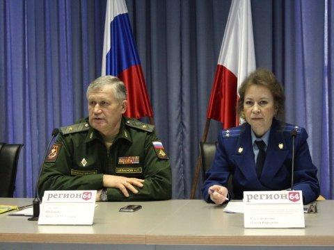 Саратовская область перевыполнила план поосеннему призыву на500 человек