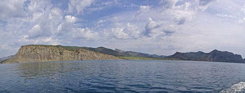 Юго-Восточный берег Крыма