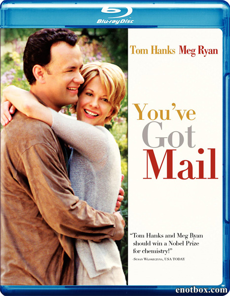 Вам письмо / You've Got Mail (1998/BDRip/HDRip)