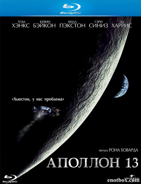 Аполлон 13 / Apollo 13 (1995/BDRip/HDRip)