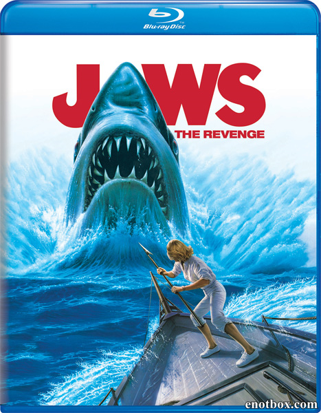 Челюсти 4: Месть / Jaws: The Revenge (1987/BDRip/HDRip)