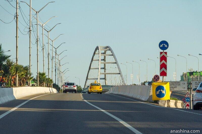 Мост, Сочи