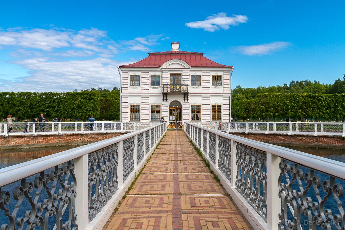 Дворец Марли Петергоф фото 1