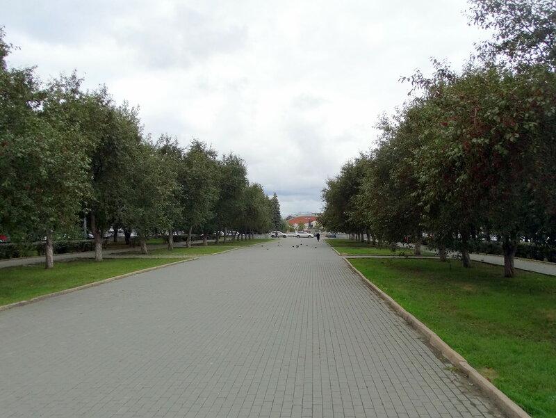 Бульвар Славы