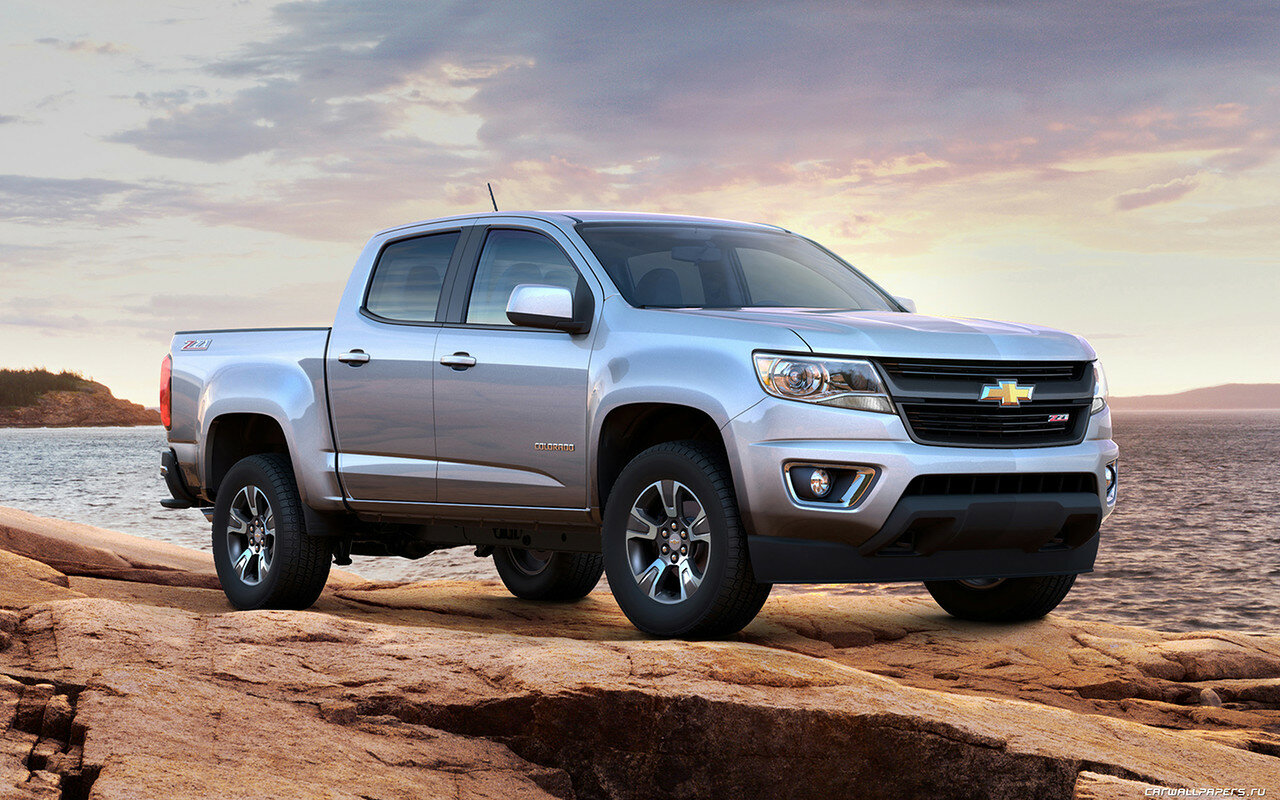 Chevrolet Colorado Z/71