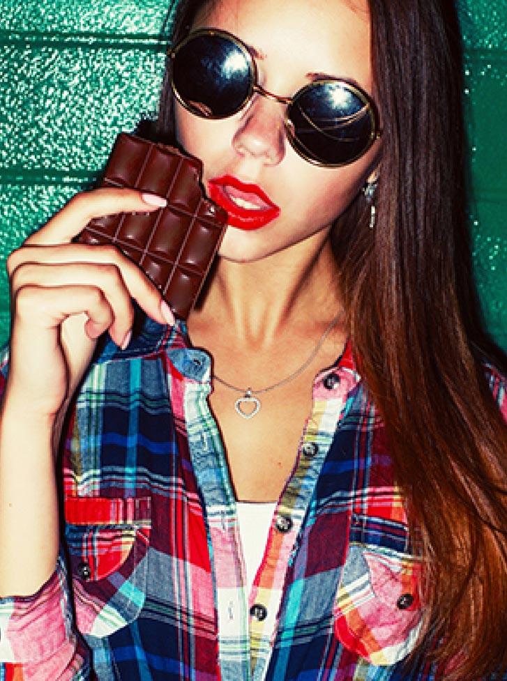 Девушки и шоколад / girls & chocolate