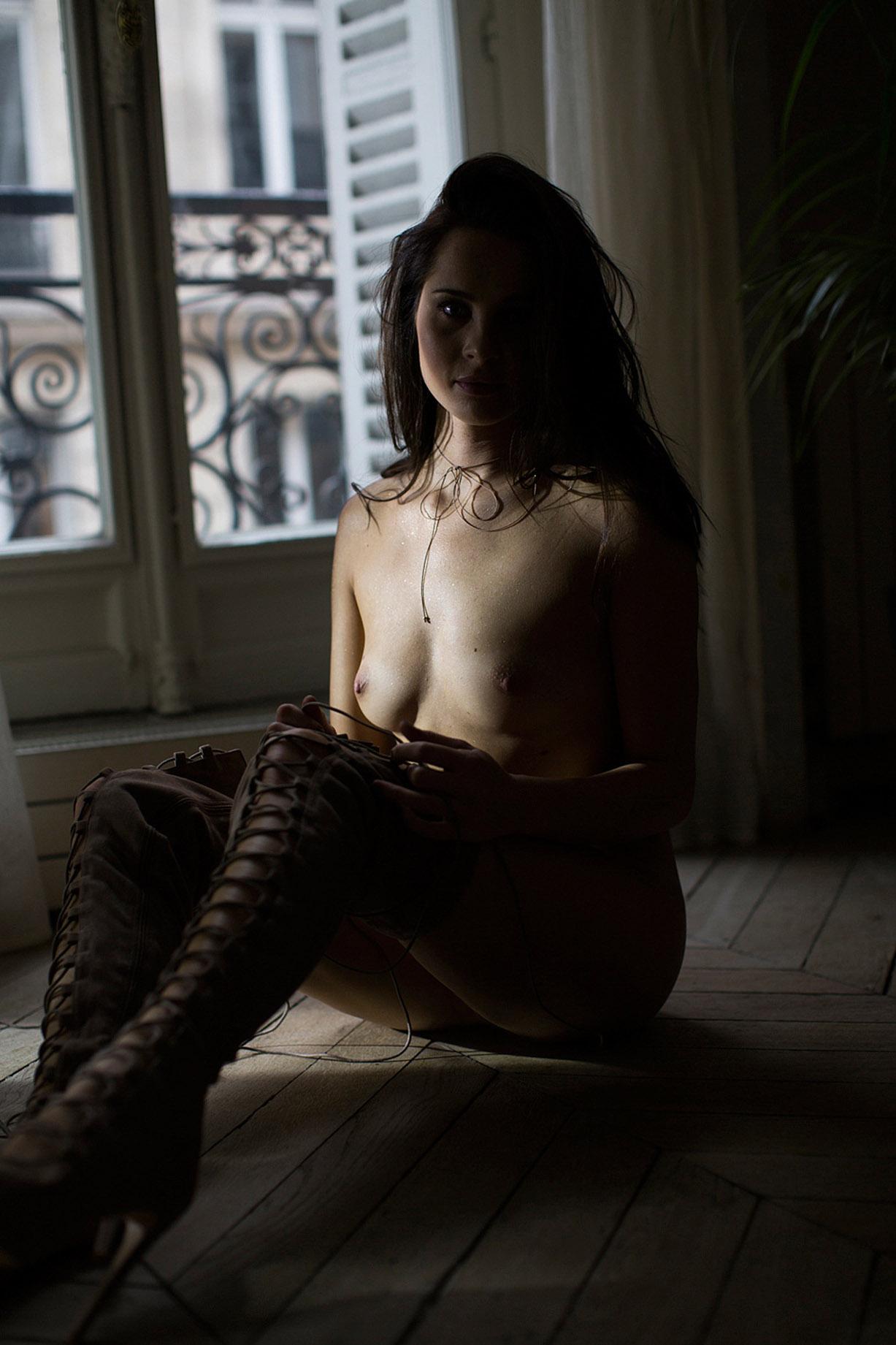 Nicole Mieth - Playboy Germany february 2017
