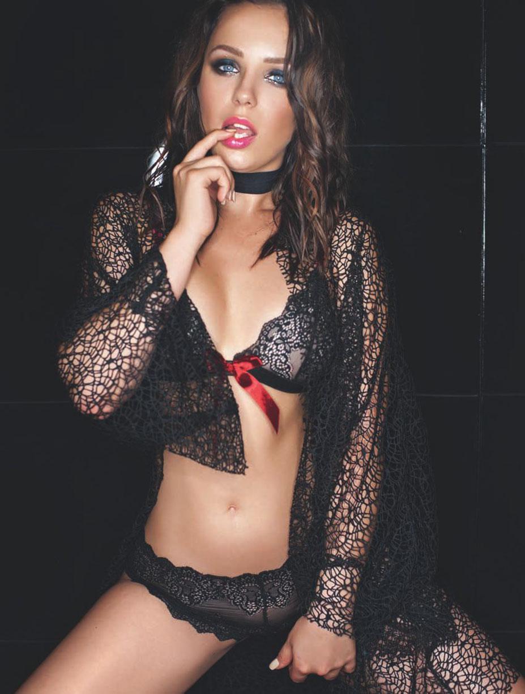 Iryna Balatskaya / Ирина Балацько в Playboy Украина, декабрь 2016