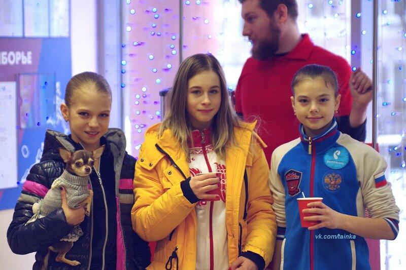 Группа Светланы Пановой - СШ «Снежные барсы» (Москва) 0_a3fa7_df20f465_XL