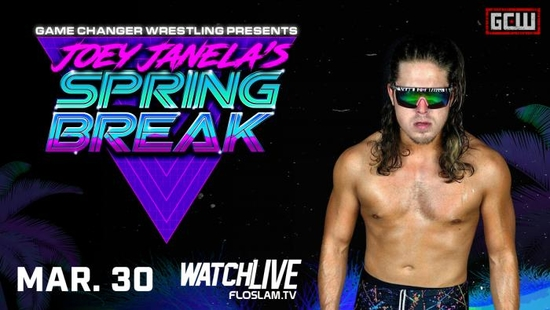 Post image of GCW Joey Janela's Spring Break