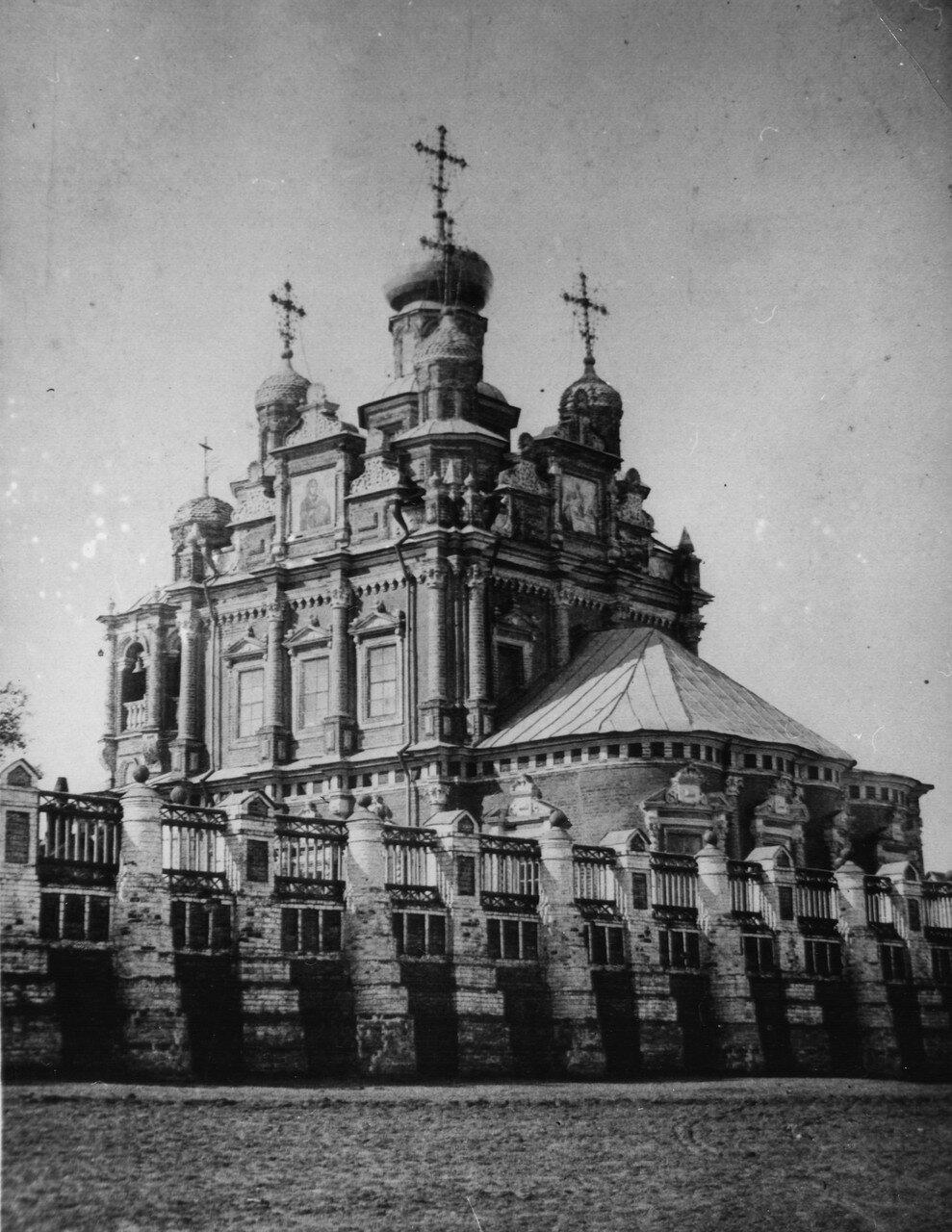 Село Гордеевка. Церковь Смоленской иконы Божьей Матери 1890-е