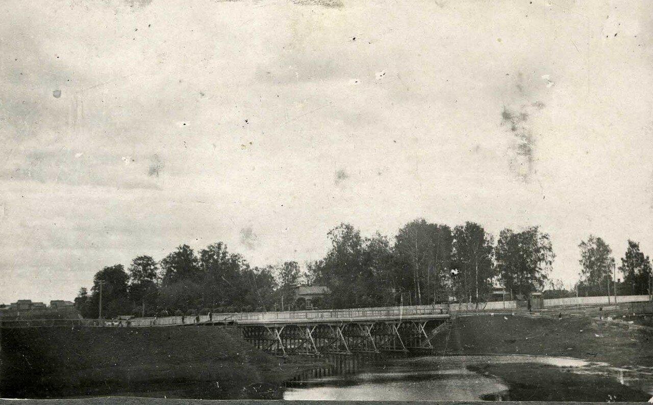 Мост через Коровку