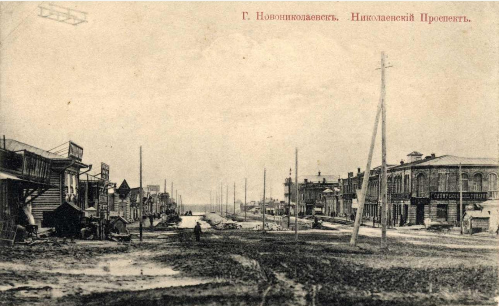 Николаевский проспект