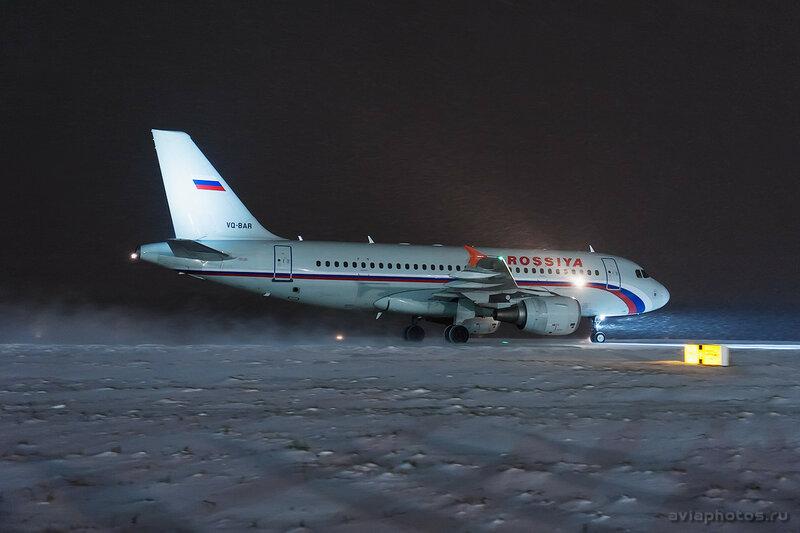 Airbus A319-112 (VQ-BAR) Россия 063_D706624