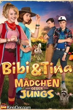 Bibi und Tina - Mädchen gegen Jungs (2016)