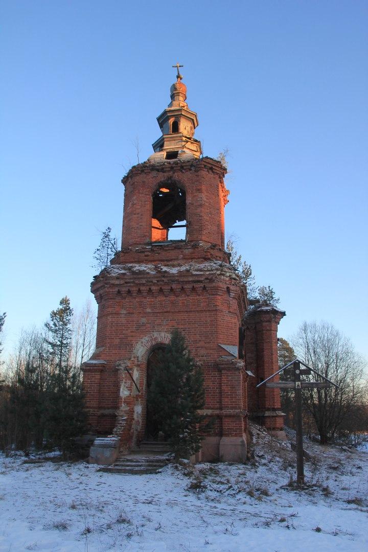 alexbelykh.ru, Церковь Мурсула, церкви карелии, заброшенные храмы карелии, заброшенные церкви карелии