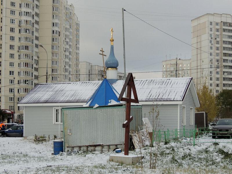 выбор церковь на загорьевском проезде сносу