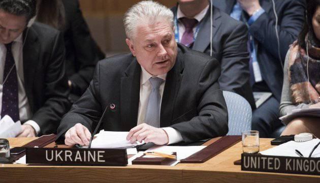 Украина подняла в ООН вопрос защиты объектов инфраструктуры от терактов, - Ельченко