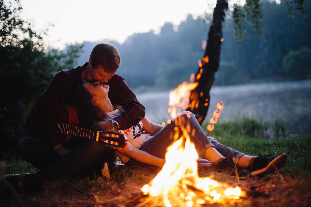 лавстори пара любовь природа