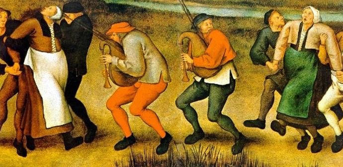 танцевальная чума