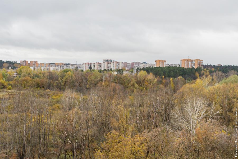 Новый район Сарова