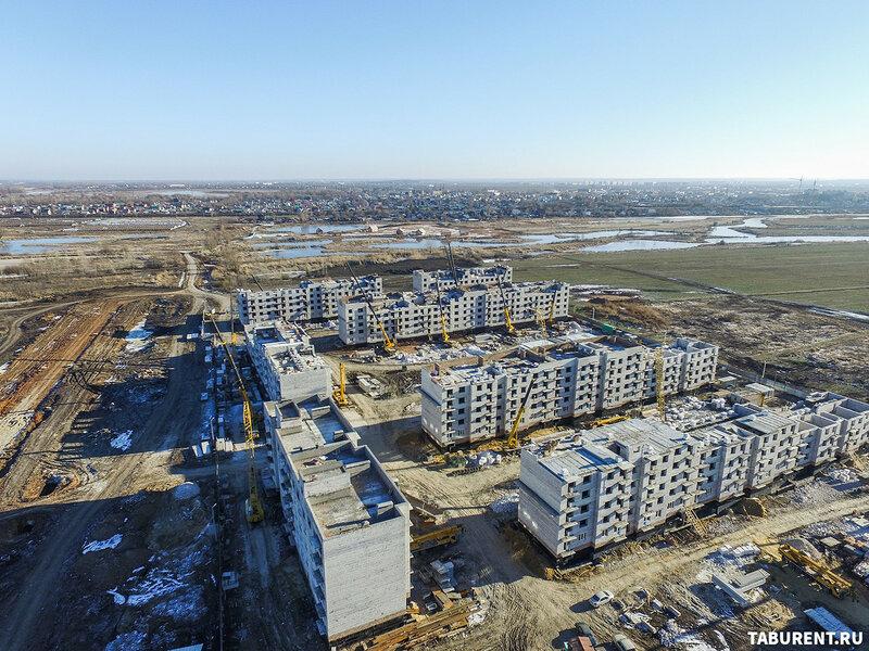 Жилой комплекс Волгарь - 17 квартал