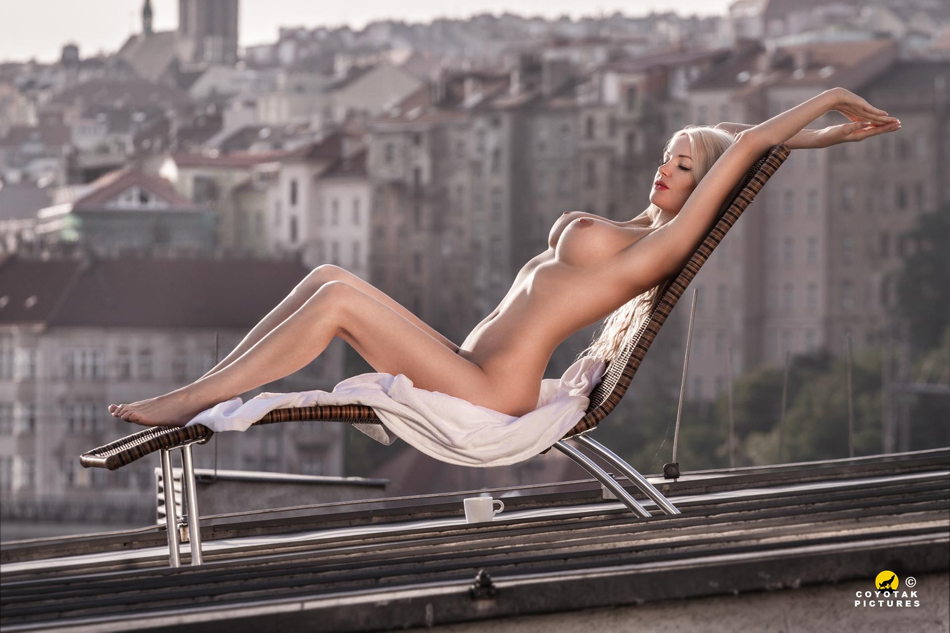 Утро на крыше - Morning on the roof / Coyot Coyotak