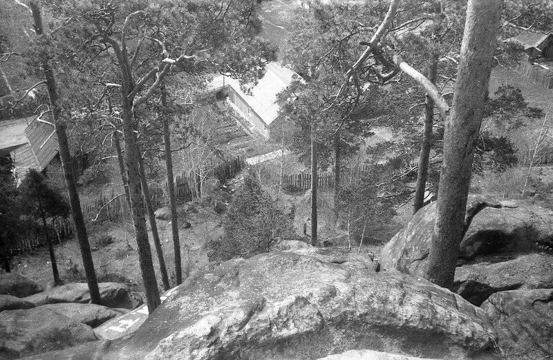 Поход на Соколиный камень, 80-е. Северка с Северских палаток