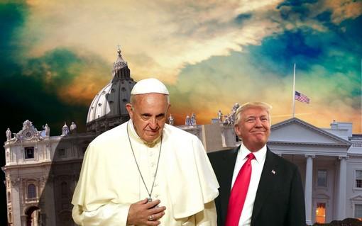 Папа сможет? Хватит ли у Франциска сил поставить Трампа на колени