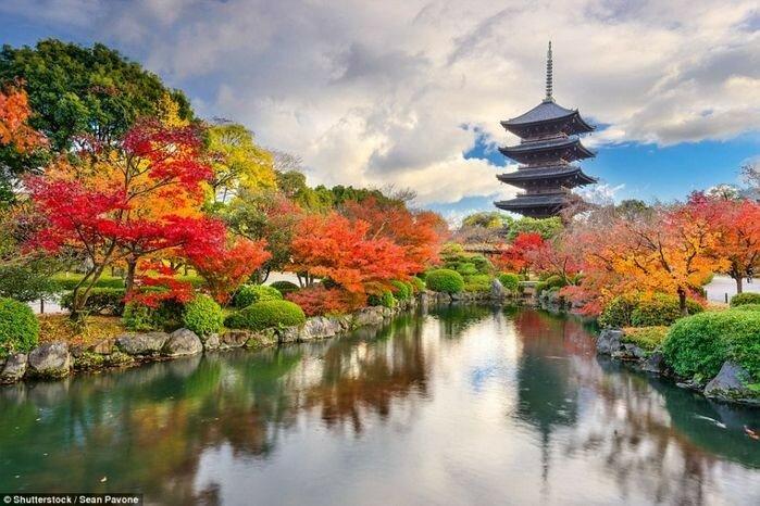 Самые красивые пагоды Азии и мира