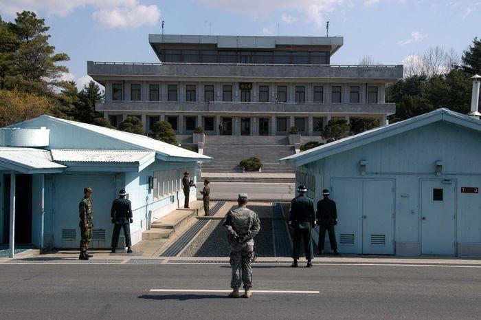 7. Северная и Южная Корея
