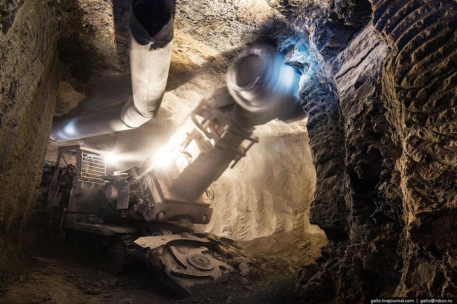 26. «Интернациональная» — самая богатая кимберлитовая трубка компании по содержанию алмазов в