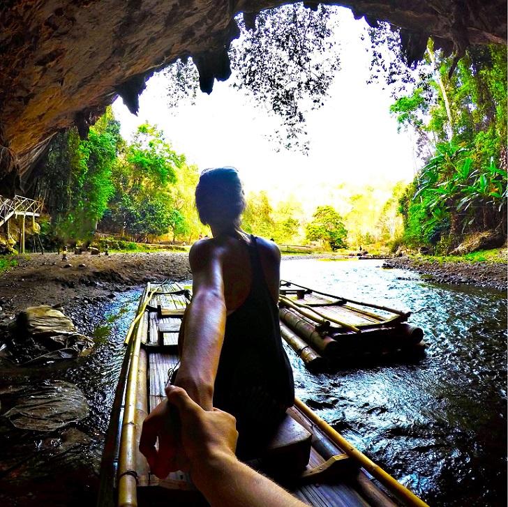 Пещера Там Лод, Пай, Таиланд