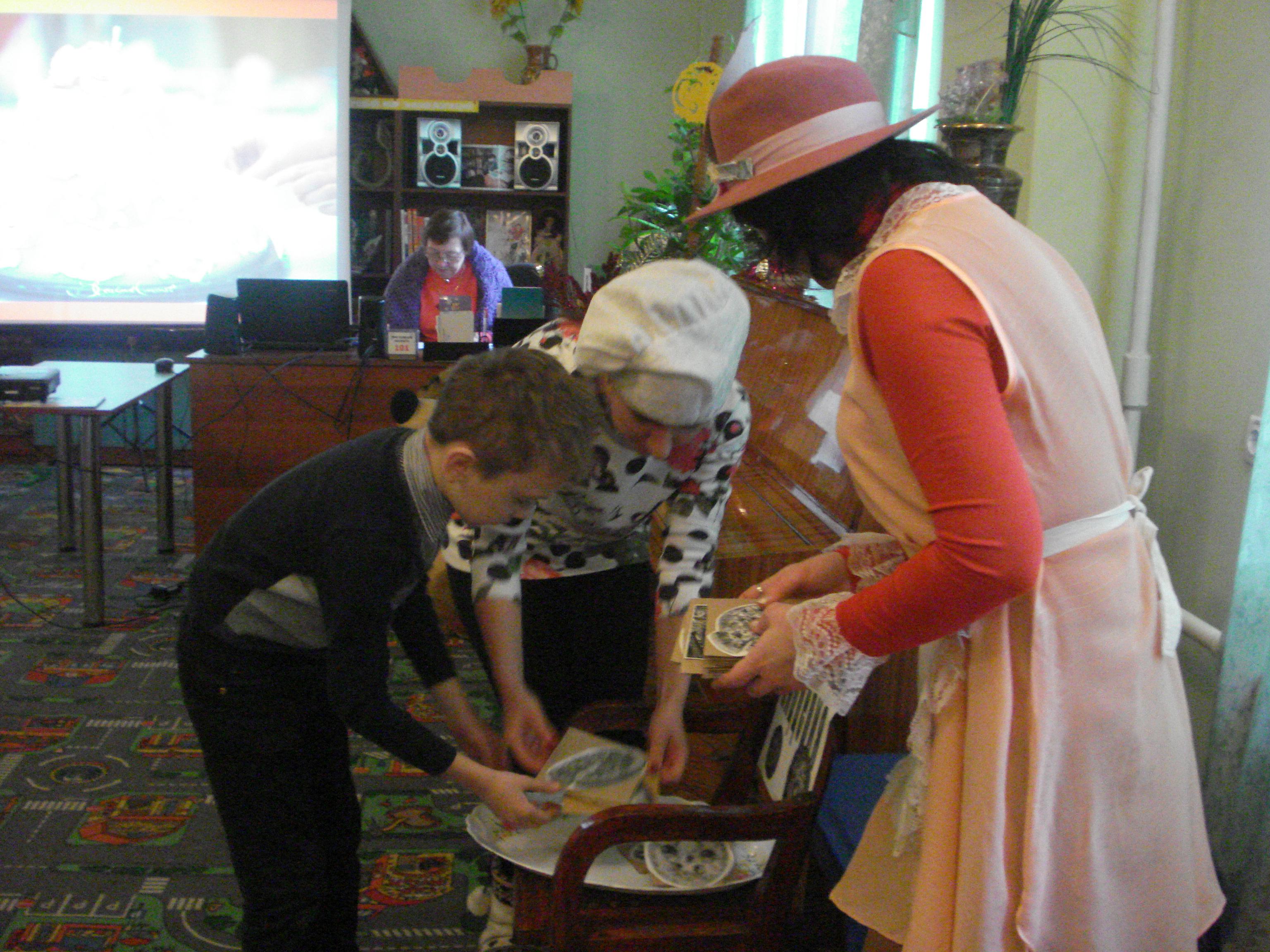 мероприятие для детей, донецкая республиканская библиотека для детей, отдел обслуживания дошкольников и учащихся 1-4 классов, сладости, донецкая школа № 31