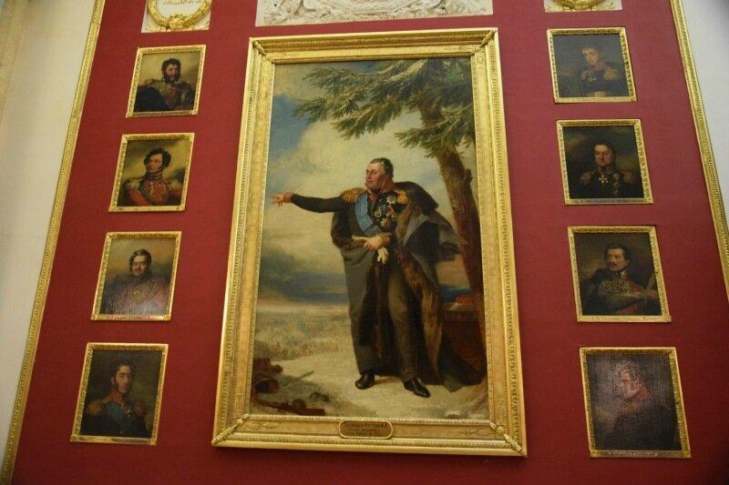 Картинки по запросу фото военная галерея эрмитаж