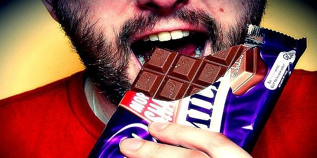 Закражу 9-ти шоколадок в столице России задержали жителя Курска
