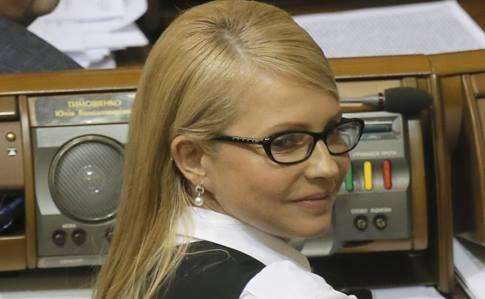 Декларация Тимошенко: нет ценных бумаг, земли, квартир, машин